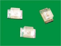 Resim  LED SMD Red Clear STD 2V 40mcd 80mW 2 x 1.25mm 0805 T&R Bright Led