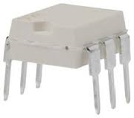 Picture of MOC3020 FAIRCHILD 6 PIN RANDOM PHASE OPTOISOLATORS