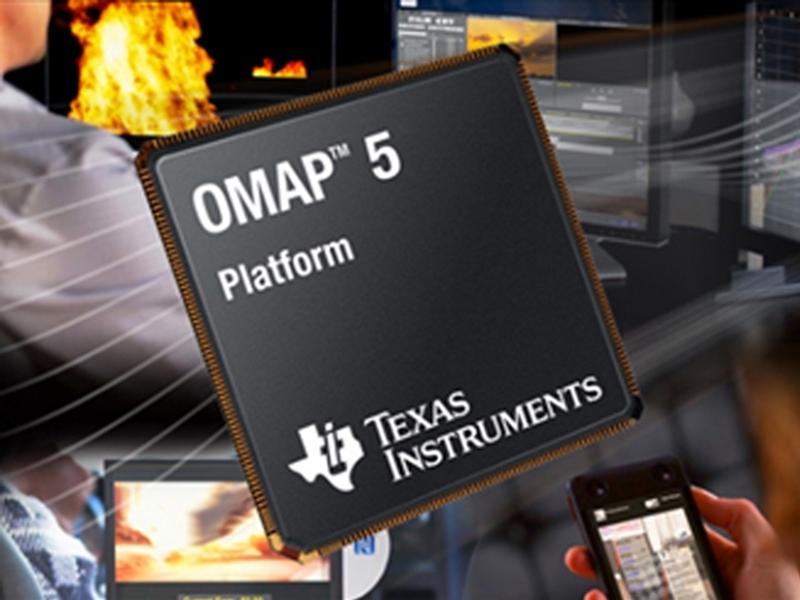 Kategori İçin Resim Texas Instruments  OMAP Platformunu Bırakmıyor..