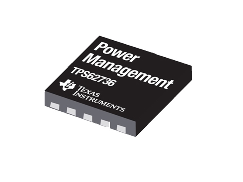 Kategori İçin Resim Texas Instruments DC/DC Step-Down Konvertör çıtayı yükseltti