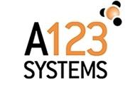 Üreticiler İçin Resim A123 Systems