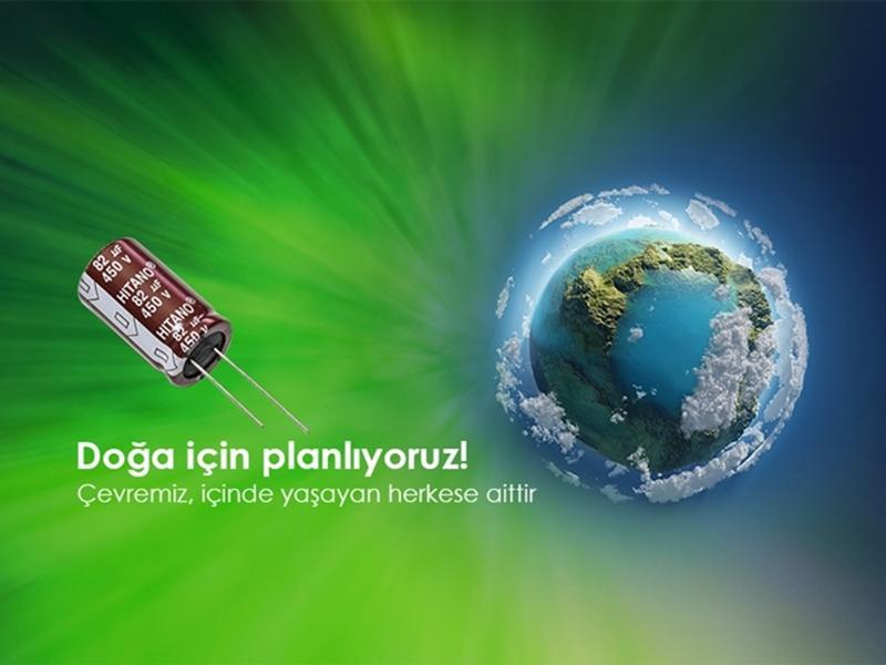 Kategori İçin Resim Çevreci, yüksek verimli ve kaliteli Hitano komponentleri ürün gamımızda!