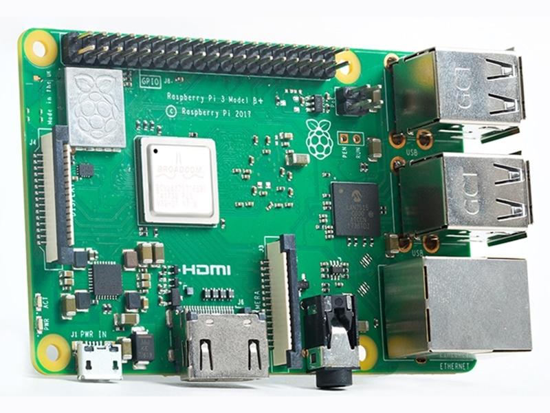 Kategori İçin Resim Raspberry Pi 3 Model B+ Pi gününde duyuruldu!