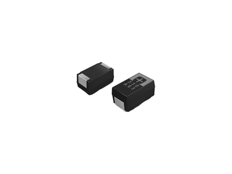 Picture for category Panasonic POSCAP Tantalum-Polymer Solid Capacitors