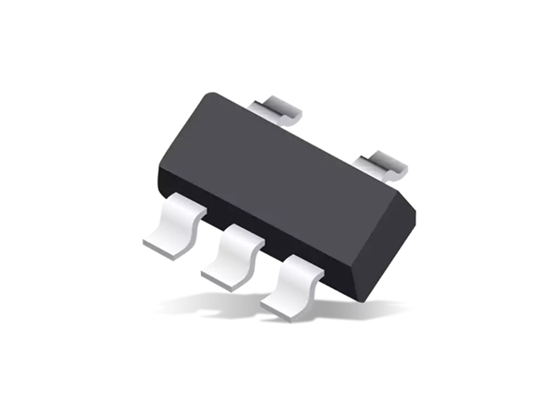 Picture for category Diodes Incorporated AP7330 LDO Regulators
