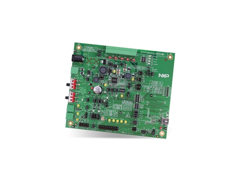 Picture for category NXP Semiconductors Evaluation Board for FS6522