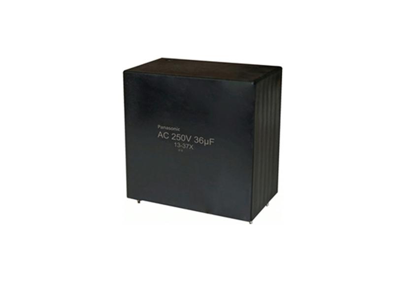 Kategori İçin Resim Panasonic EZP-Q Metalize Polipropilen Film Kapasitörleri