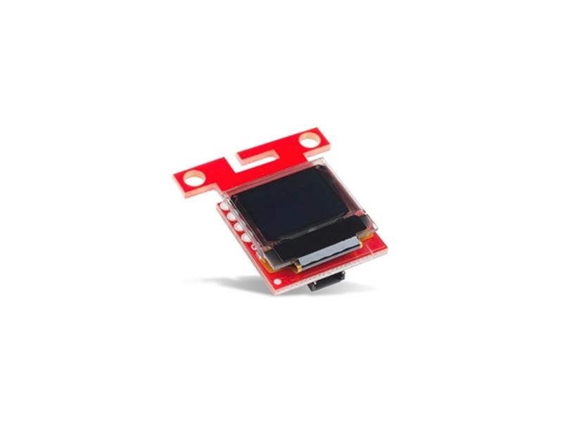 Kategori İçin Resim SparkFun Qwiic Serisi Mikro OLED Breakout