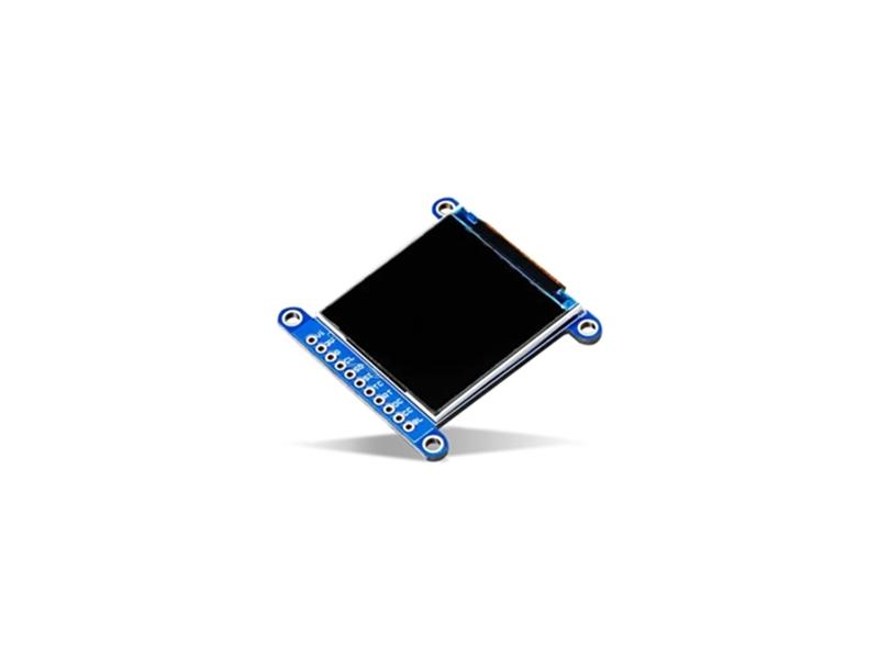 Kategori İçin Resim Adafruit Industries 1.54 inch Geniş Açılı TFT Ekran