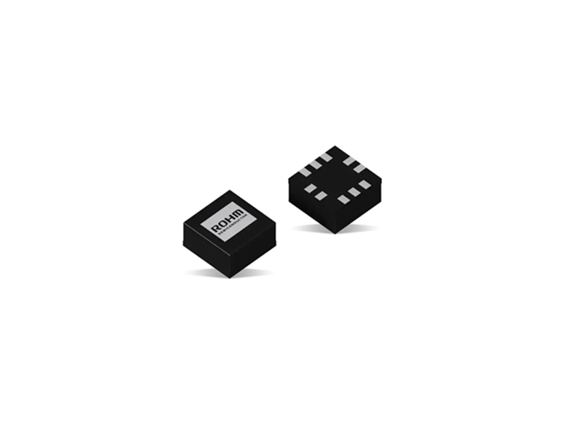 Picture for category ROHM Semiconductor BM1422AGMV Digital Magnetometer IC