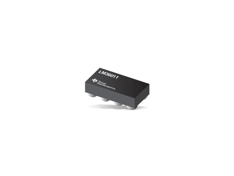 Kategori İçin Resim Texas Instruments LM36011 İndüktörsüz LED Flaş Sürücüleri