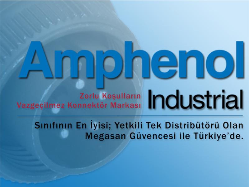 Kategori İçin Resim Amphenol Industrial Ürünler Grubu (AIPG)