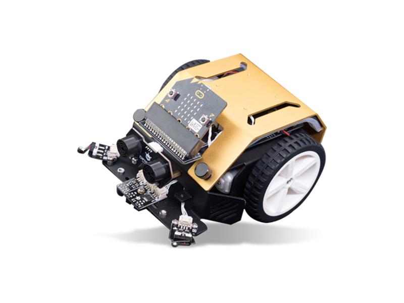 Kategori İçin Resim DFRobot ROB0147 Max:bot DIY Programlanabilir Robot Kiti