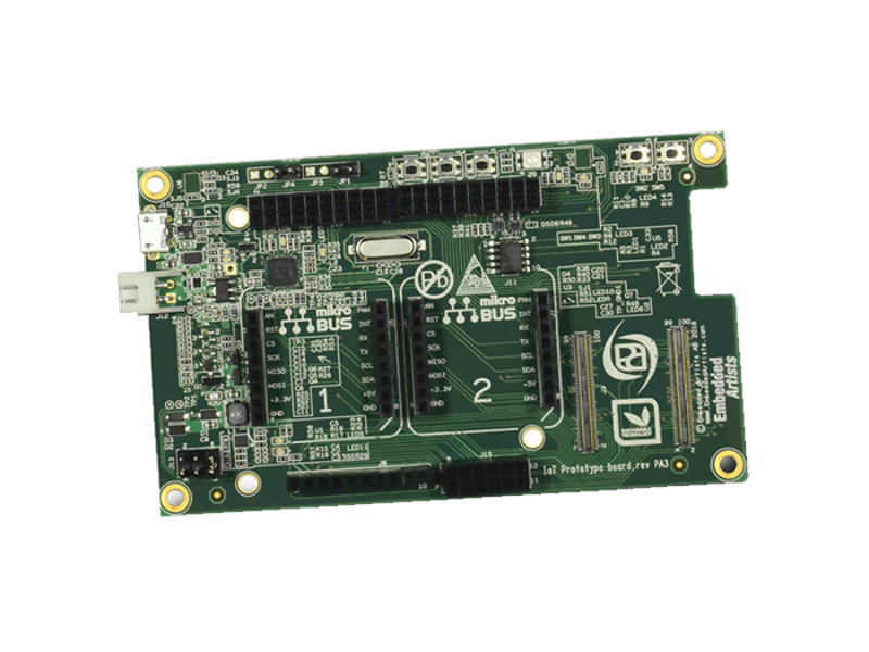 Picture for category NXP Semiconductors LPC54018 IoT Modülü (OM40008)