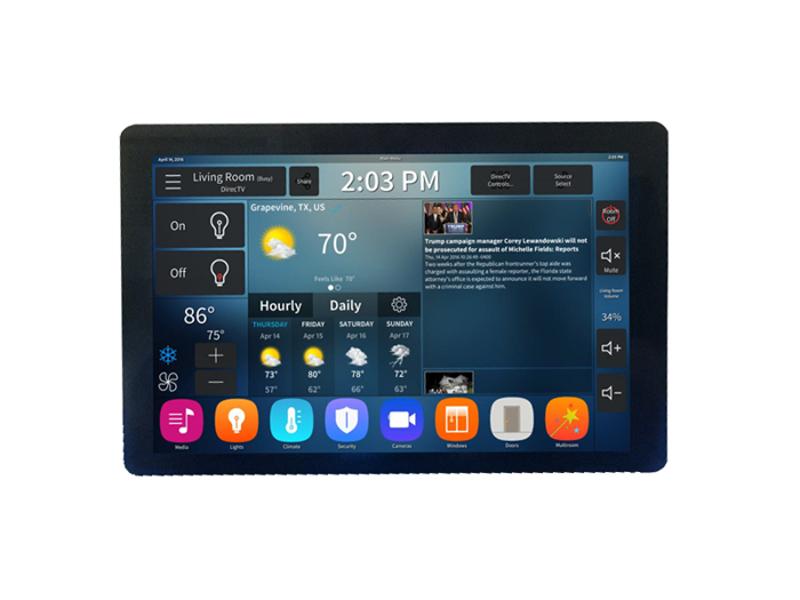 Kategori İçin Resim Future Designs, Inc. (FDI) ELI101-IPHW 10,1 inç PCAP Dokunmatik Ekran LCD Modülü