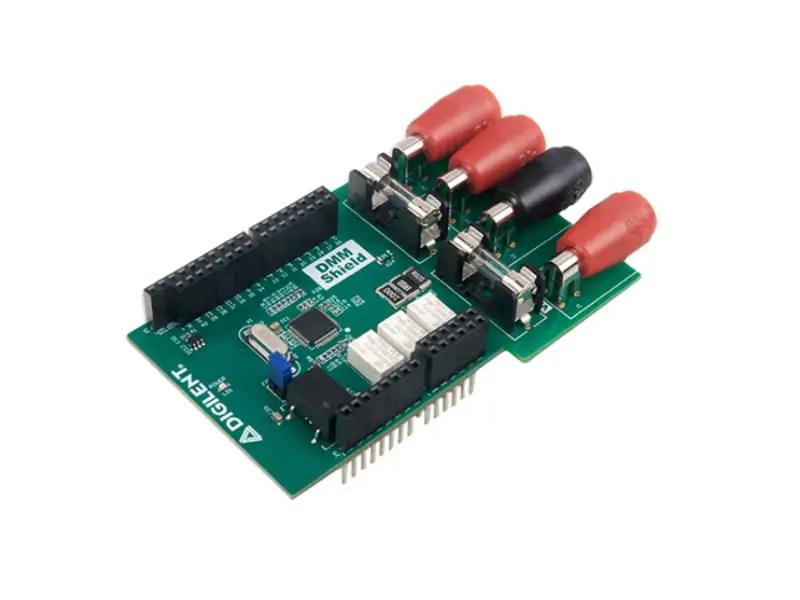 Kategori İçin Resim Digilent 410-356 Shield Dijital Multimetre (DMM)