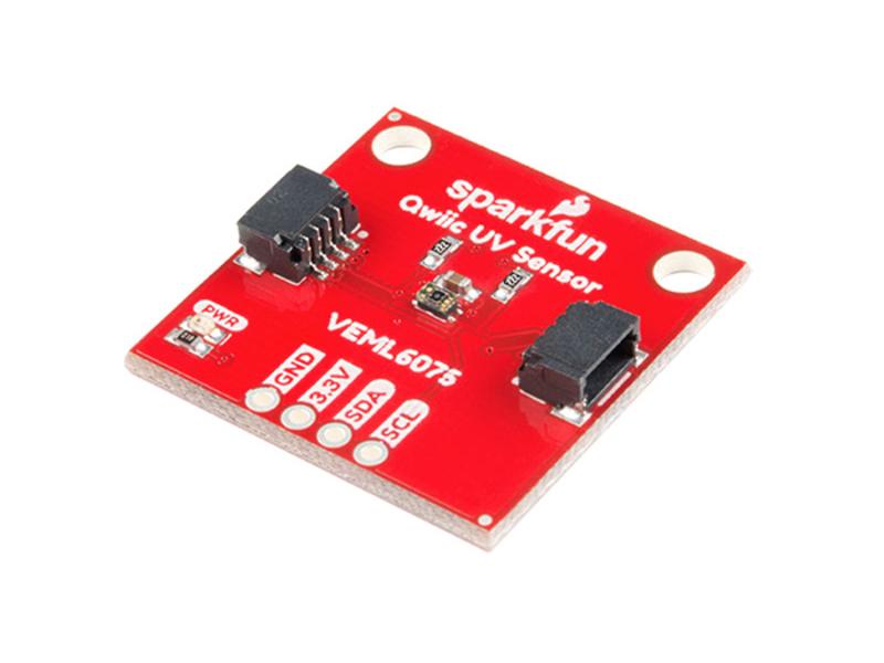 Kategori İçin Resim SparkFun DEV-15089 UV Işık Sensörü Breakout