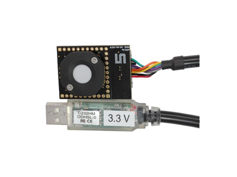 Kategori İçin Resim ams AS7341 11 Kanallı Spektral Sensör Değerlendirme Kiti