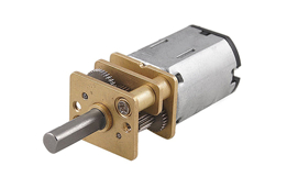 Picture of 210:1 12V 140 RPM KARBON FIRCALI MIKRO METAL DC MOTOR PL-3043