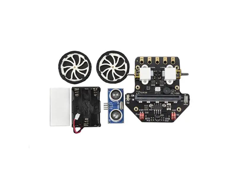 Kategori İçin Resim DFRobot Micro:Maqueen Micro:Bit Robot Platformu