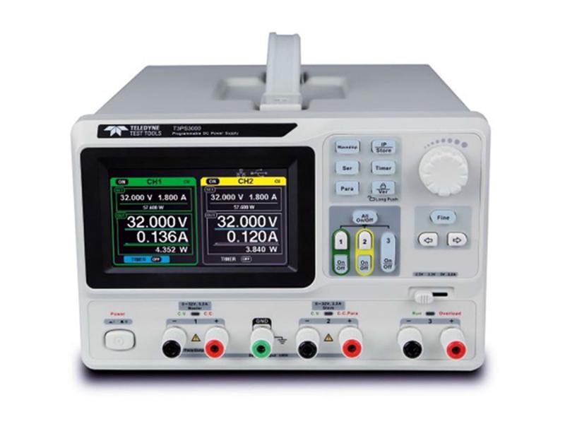 Kategori İçin Resim Teledyne LeCroy T3PS3000 Programlanabilir DC Güç Kaynağı