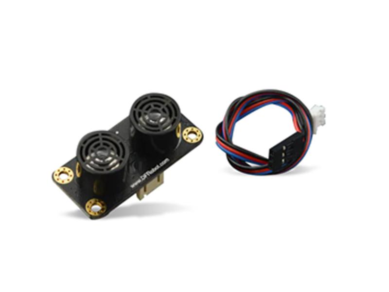 Kategori İçin Resim DFRobot Gravity: URM09 Analog Ultrasonik Sensör