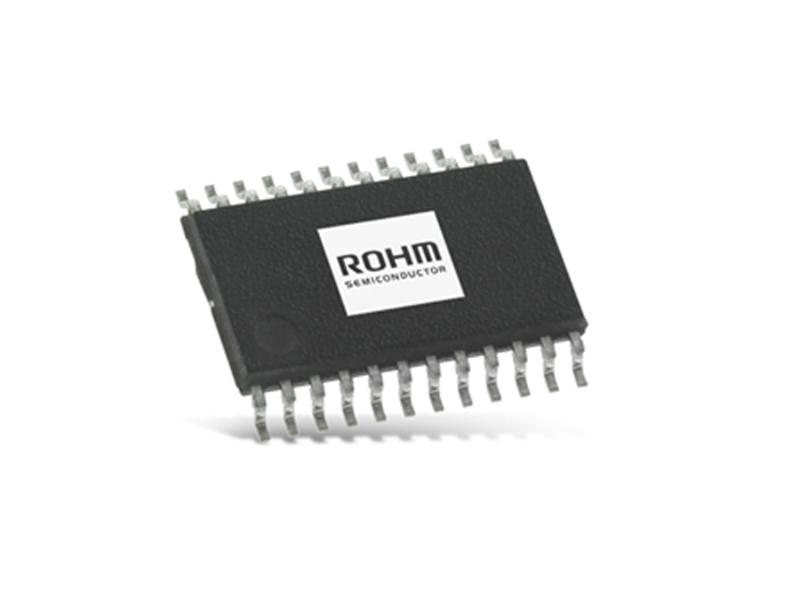 Kategori İçin Resim ROHM Semiconductor BD34602FS-M 6 Kanallı Ses İşlemcisi