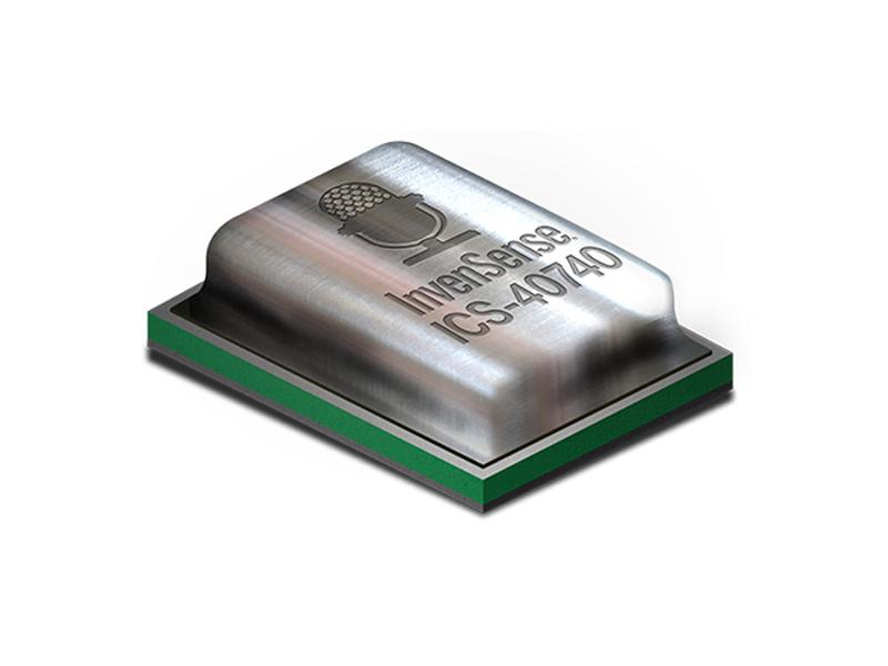 Kategori İçin Resim TDK InvenSense ICS-40740 Ultra Düşük Gürültülü Mikrofonlar