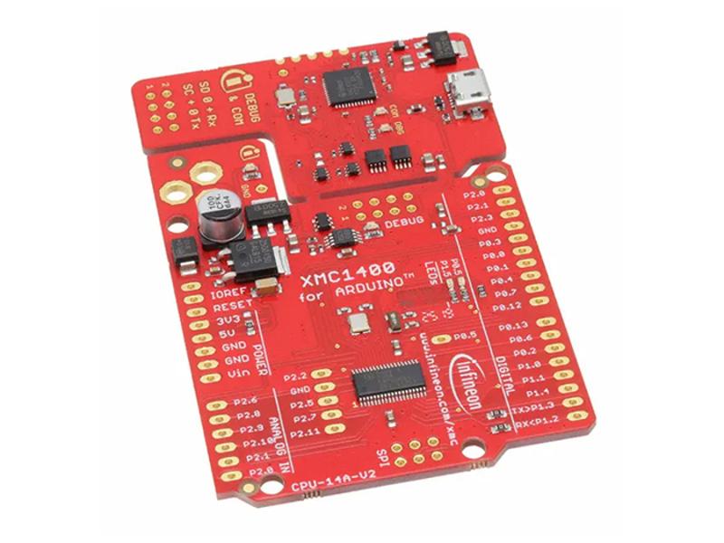 Kategori İçin Resim Infineon Technologies KIT_XMC1400_ARDUINO Değerlendirme Kiti