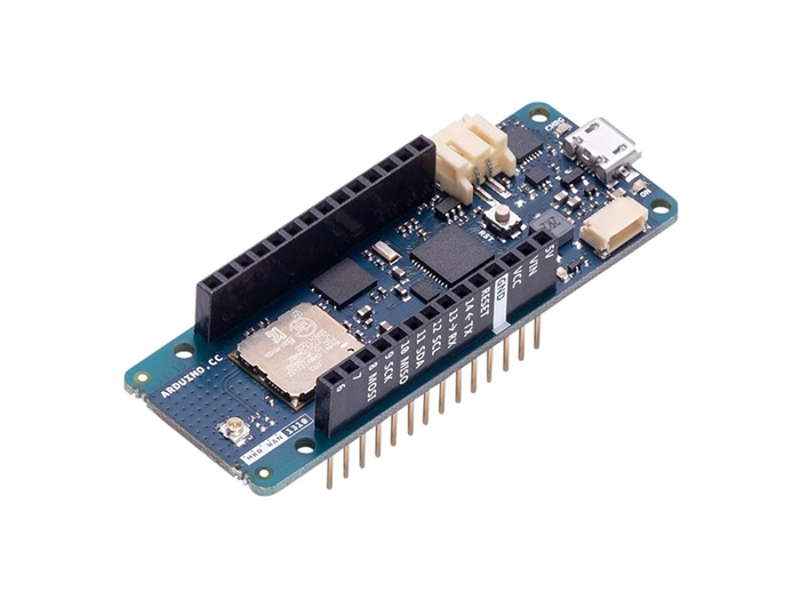 Picture for category Arduino MKR WAN 1310 Değerlendirme Kartı