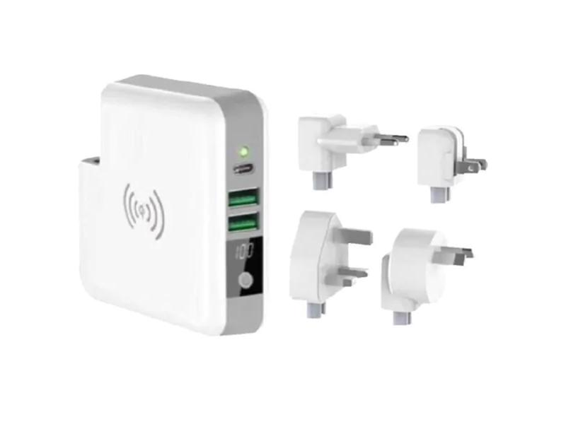 Kategori İçin Resim TT Electronics - IoT Solutions T7633ST Şarj Güç Bankası