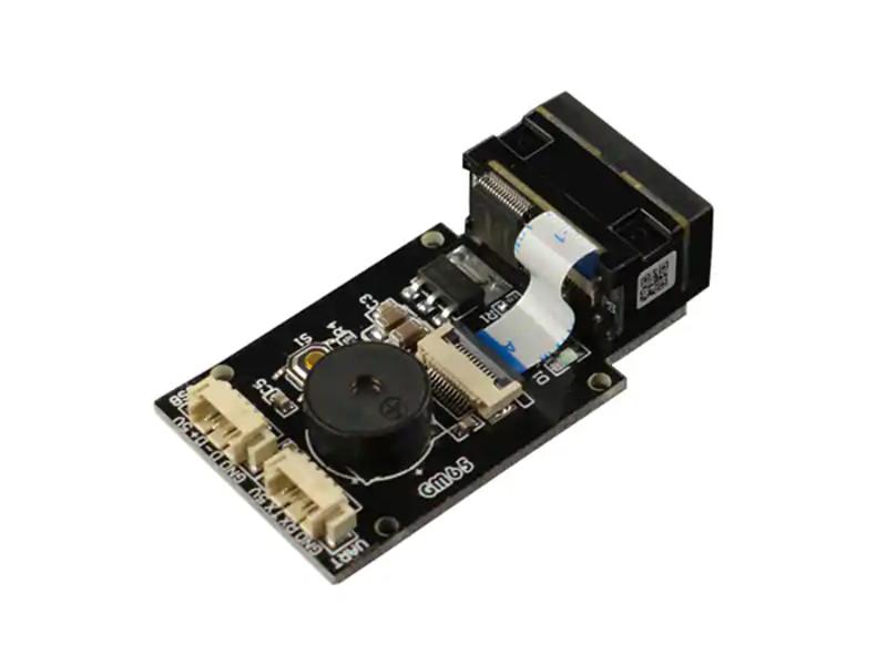 Kategori İçin Resim DFRobot CM65 QR ve Barkod Tarayıcı Modülü