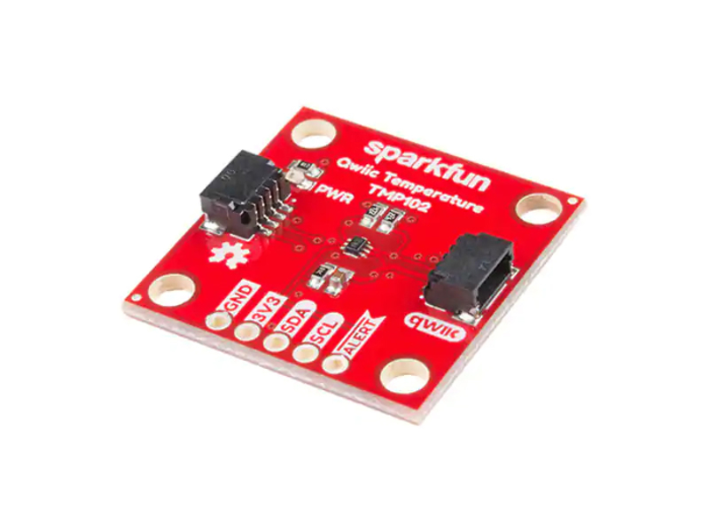 Kategori İçin Resim SparkFun SEN-16304 Qwiic Dijital Sıcaklık Sensörü