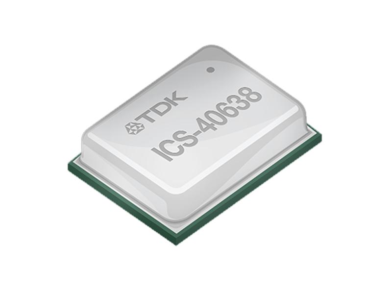 Kategori İçin Resim TDK InvenSense ICS-40638 AOP Analog MEMS Mikrofon