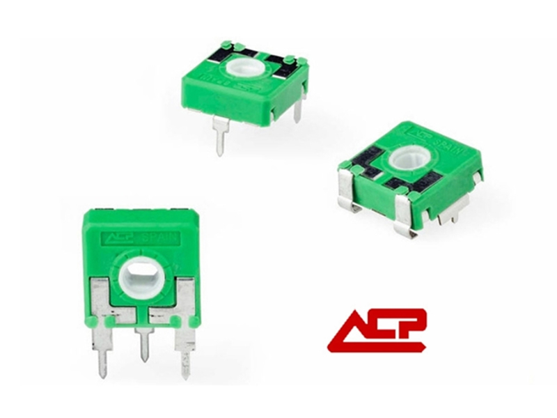Picture for category CS14 with 12 detents as Rotary Potentiometer Selector Typical Applications: Thermostats, Home Appliances.