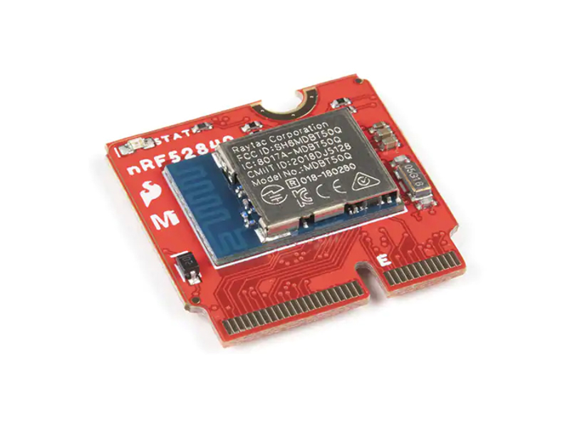 Kategori İçin Resim SparkFun MicroMod nRF52840 İşlemci