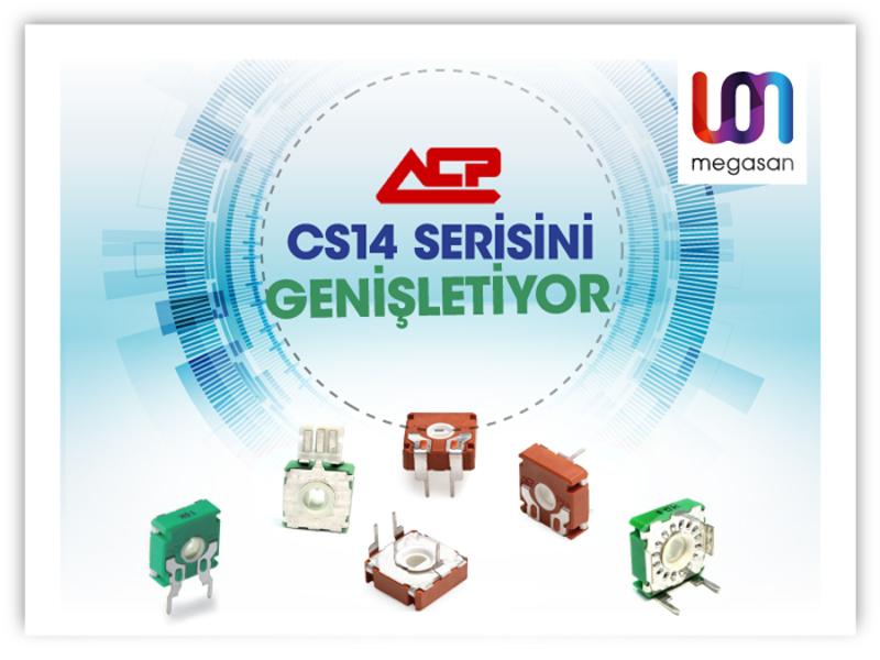 Kategori İçin Resim ACP,  CS14 Serisini Genişletiyor