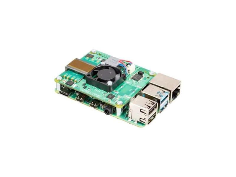 Kategori İçin Resim Raspberry Pi 4/3B+ için Seeed Studio PoE+ HAT