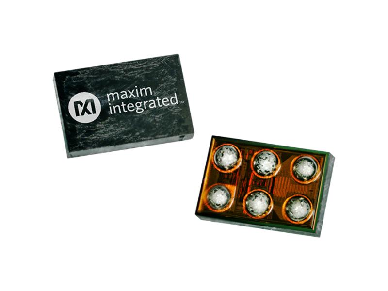 Kategori İçin Resim Maxim Integrated MAX31827 Düşük Güç Sıcaklık Anahtarı